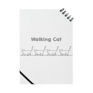 Walking Cat Notes