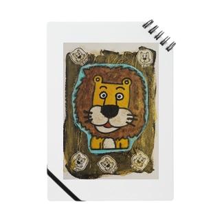 ライオンくん 金 Notes