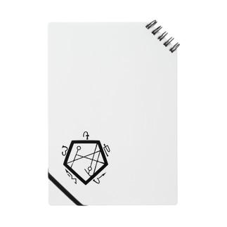 ナコト五角形bk Notes