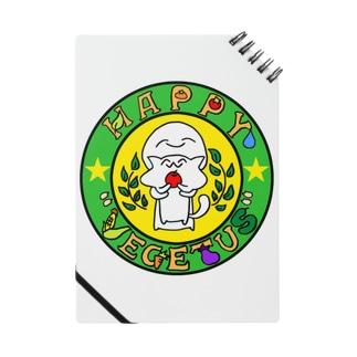 "zuci -Happy ""VEGETUS""- Notes"