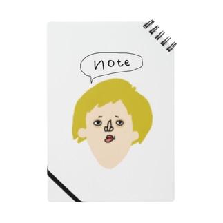 kotsue こつえ note Notes