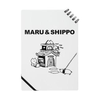 maru&shippo house ノート