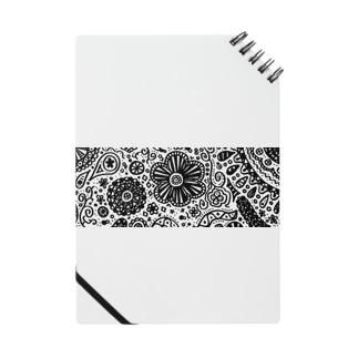 花柄デザイン(※病んでないよ) Notes