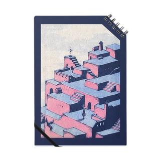 三次元の街 ノート