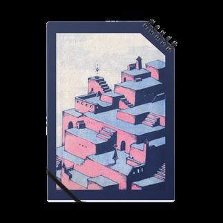 coca/古河郁の三次元の街 ノート