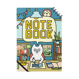 しろねこトーフのNOTEBOOK ノート