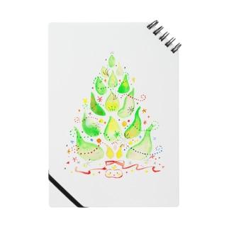 ふかふかツリー Notes
