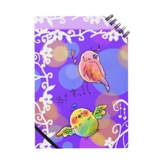 小鳥ちゃん ノート