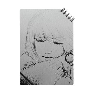 うつむく Notes