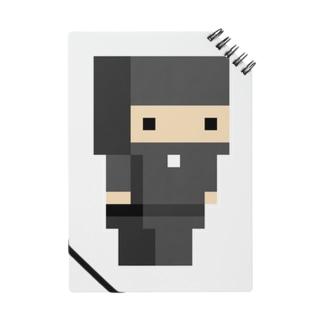 黒忍者 ノート