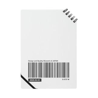 バーコード Notes