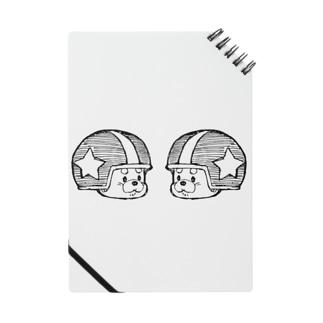 ゴチちゃん★ヘルメッツ Notes