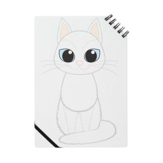 白猫 ノート