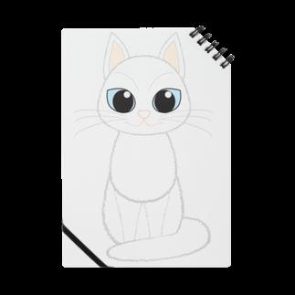 Tar-zansuの白猫ノート