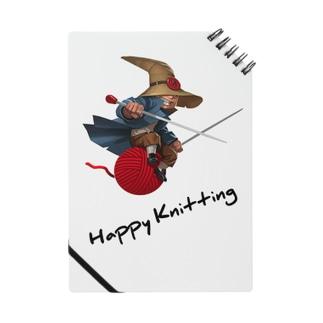 Happy Knitting Notes