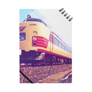 電車雷鳥 Train mania Notes