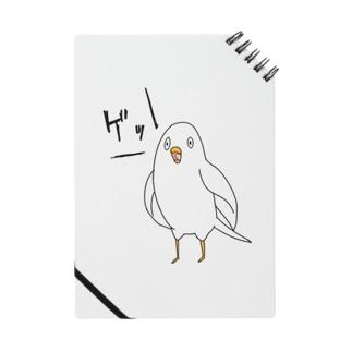 インコ(お怒りver) Notes