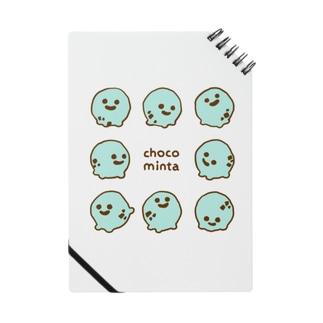 チョコミン太 ノート