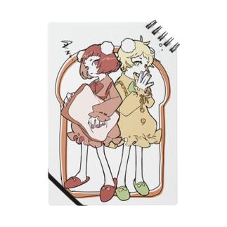 【飯田テイケ×渡瀬しぃの】 Sewing Girls 🍞 Notes