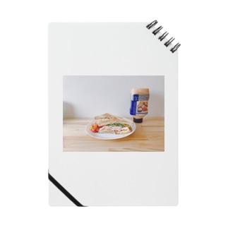 アメリカンなサンドイッチ  Notes