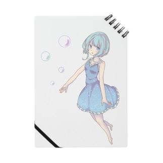 星海月ちゃん Notes