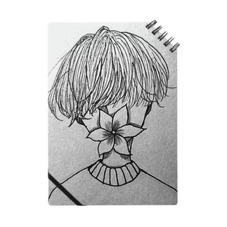 花くわえ男子 1 Notes
