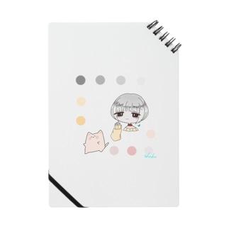 アイくんとむく Notes