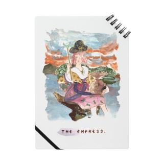 【タロットカード×埴輪】THE EMPRESS/女帝 Notes