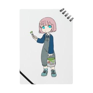 ペンキ Notes