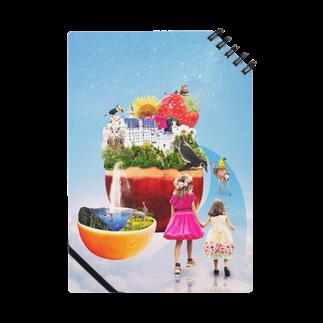 夢のお城と楽園 ノート