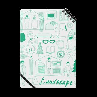 引野 裕詞のlife landscape ノート