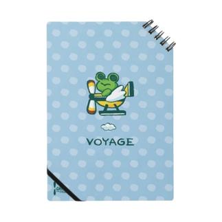 エルちゃんノート(VOYAGE) Notes