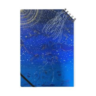 深蒼-deep blue- Notes