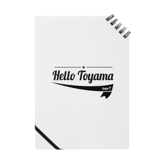 Hello Toyama Notes