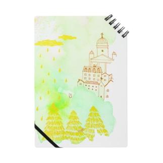 お城の森に住むフクロウ Notes