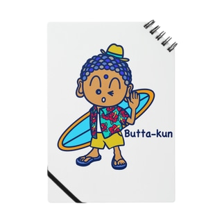 beach style Butta-kun Notes