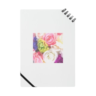 pastel flowers Notes