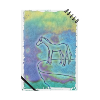 Blue Horse Notes