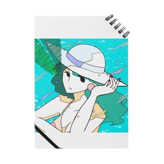 summer - girl Notes