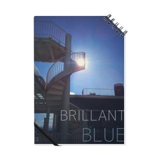 BRILLANT BLUE Notes