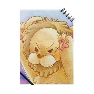 強がりライオン Notes