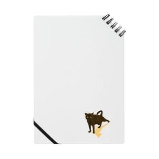 【黒猫ストレッチ】 Notes