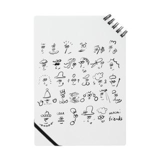 マサイフレンズ Notes
