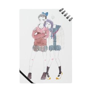 JKの悩み事ノート Notes