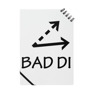 BAD DI ノート