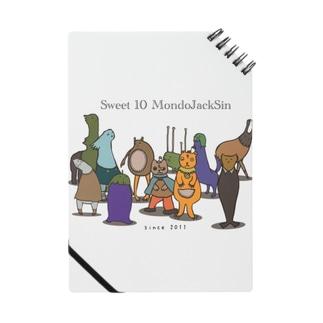 Sweet 10 MondoJackSin -集合- Notes