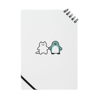 小さいネコとペンギンさん Notes