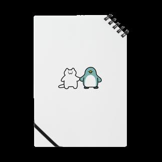 ちょこぺんの小さいネコとペンギンさん Notes
