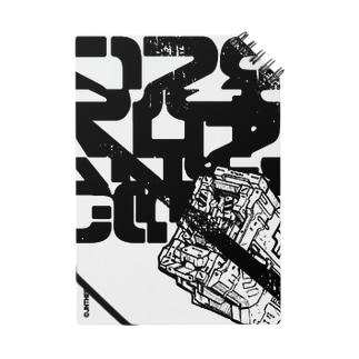 MECH BOXXX Notepad A5 ノート