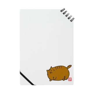 デブ猫ニャポポさん(ハンコ) Notes